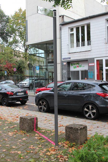 Christiane Rasch_Straßenschild